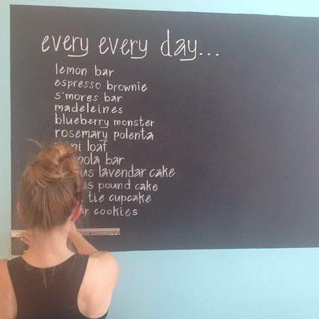 Shelb blackboard